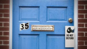 Facebook Privacy is a BIG Issue